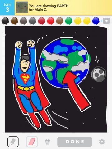 how to draw earth day pictures