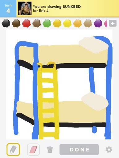 Bunk Bed Draw Something