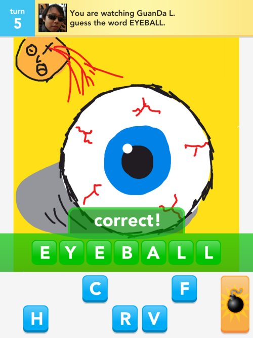 Eyeball Drawings How To Draw Eyeball In Draw Something The Best