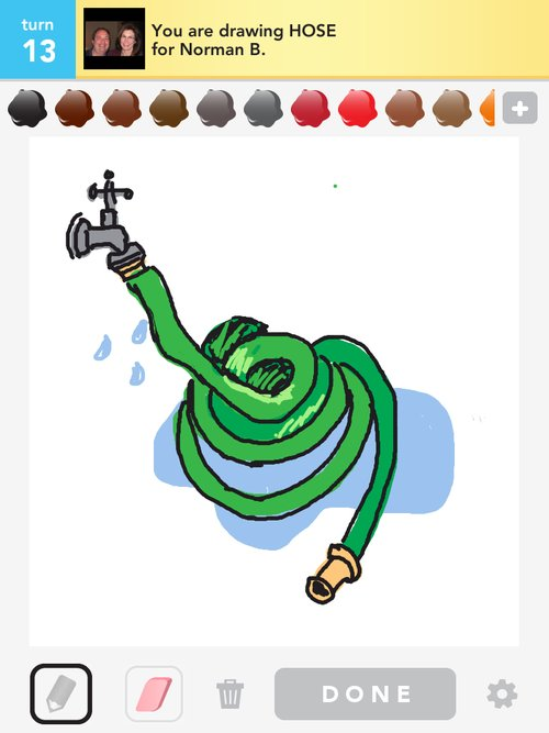 Hose Drawings - How to Draw Hose in Draw Something - The Best Draw ...