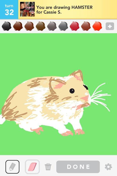 Drawsome_-_hamster