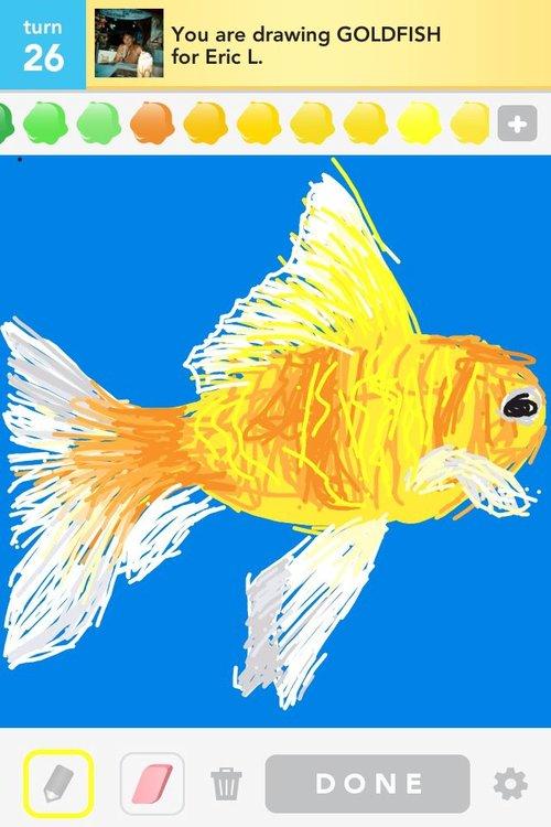 Drawsome_-_goldfish