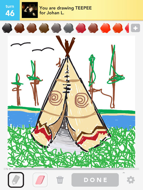 Teepee