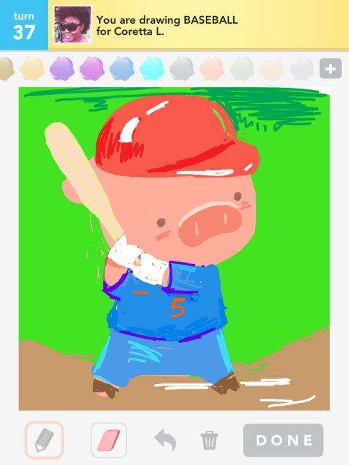 Pig_baseball