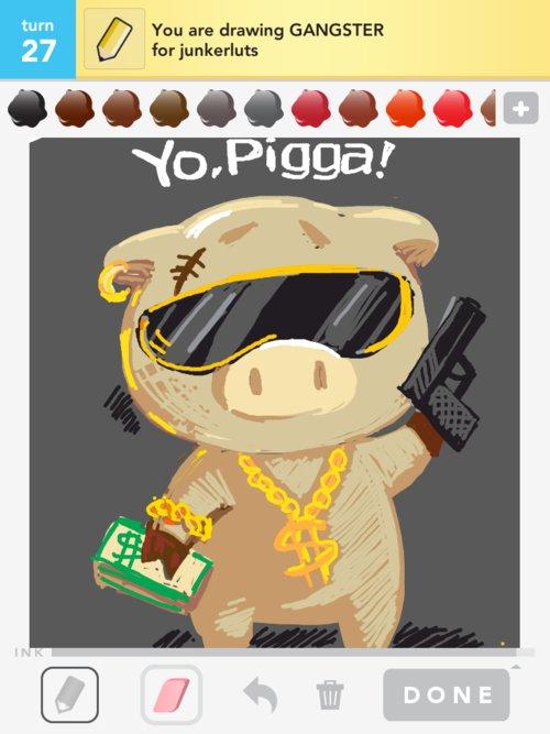 Pig_gangster