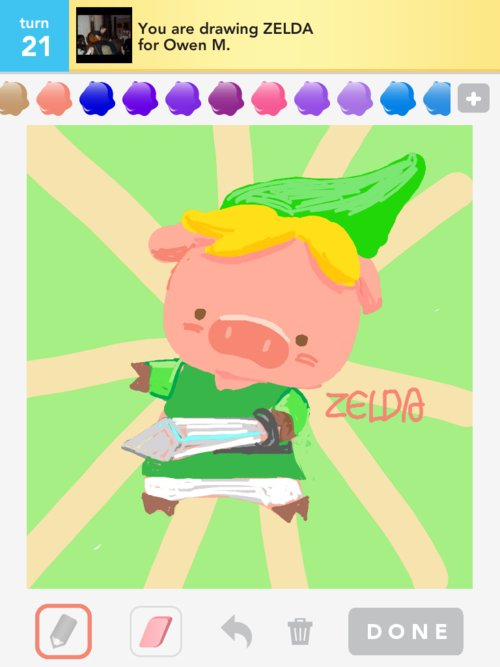 Pig_zelda