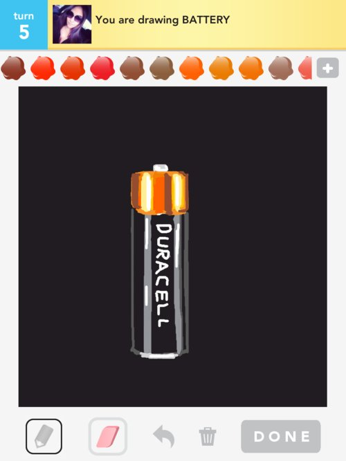 Battery Drawings How To Draw Battery In Draw Something