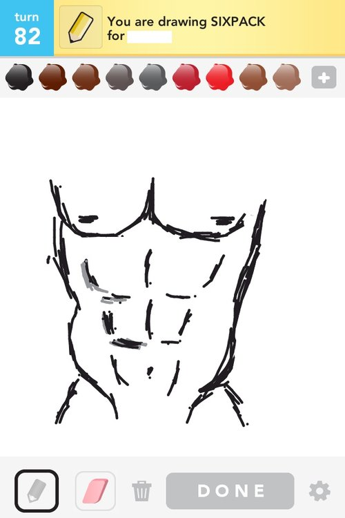 Sixpack Drawings The Best Draw Something Drawings And Draw