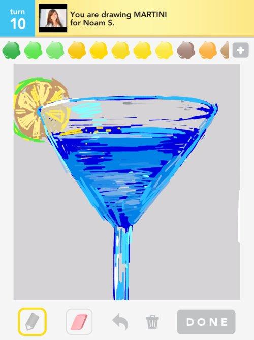 Z_martini