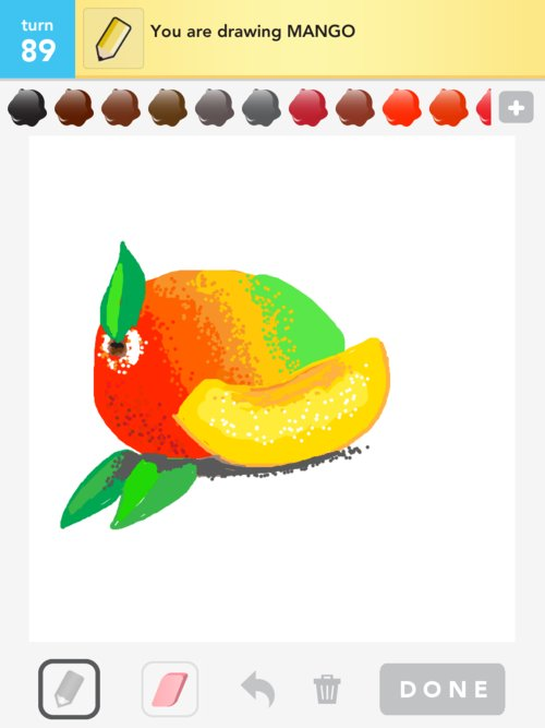 Mango Drawings How To Draw Mango In Draw Something The Best Draw