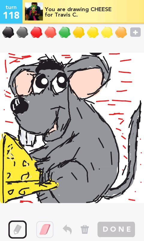 Mouse___cheese