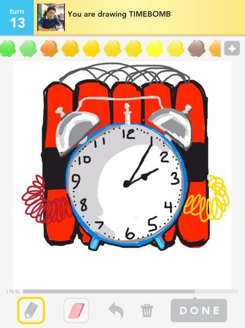 Timebomb.