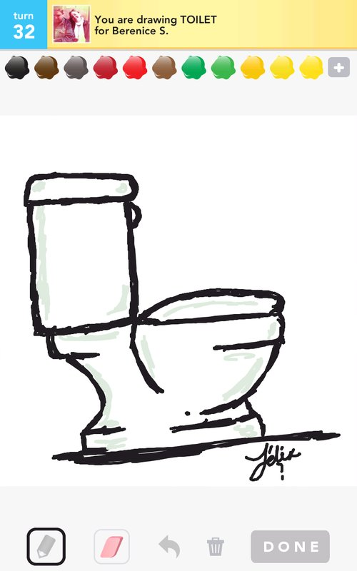 Toilet Drawings How To Draw Toilet In Draw Something The Best Draw Someth