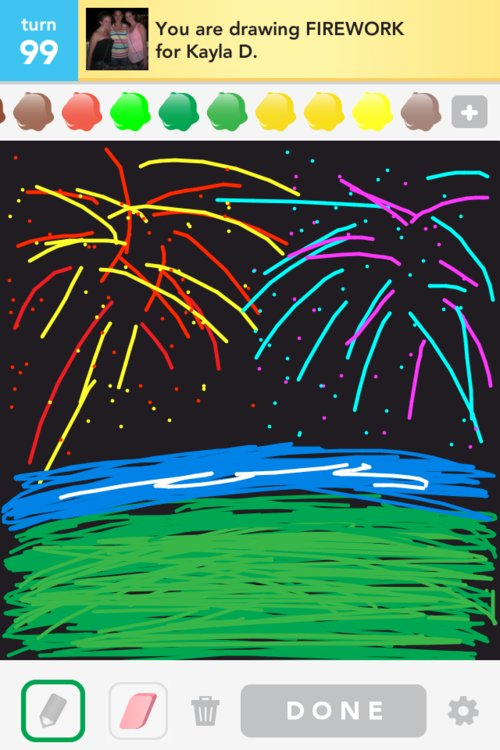Drawsomethingfirework