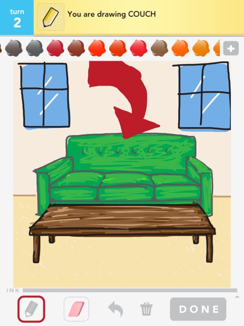 Couch Drawing Interesting Sign In To Rate See More Drawings