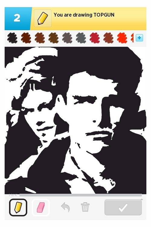 topgun drawings how to draw topgun in draw something