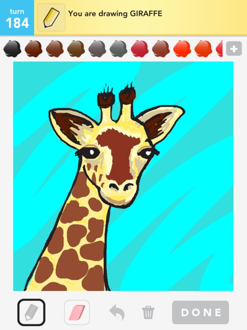 giraffe drawings the best draw something drawings and