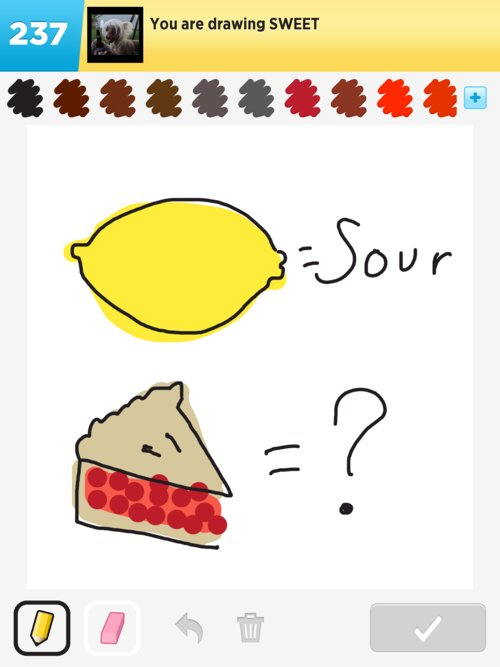 sweet drawings how to draw sweet in draw something the