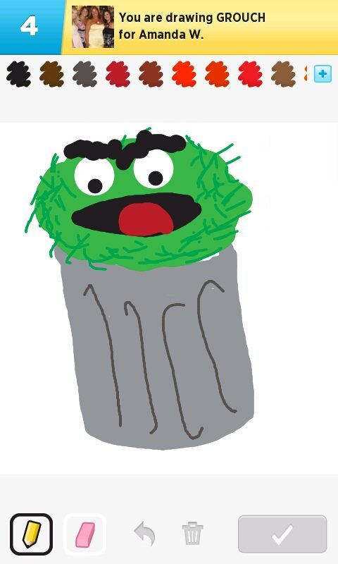 Grouch Drawings The Best Draw Something Drawings And Draw