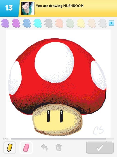 Mushroom..
