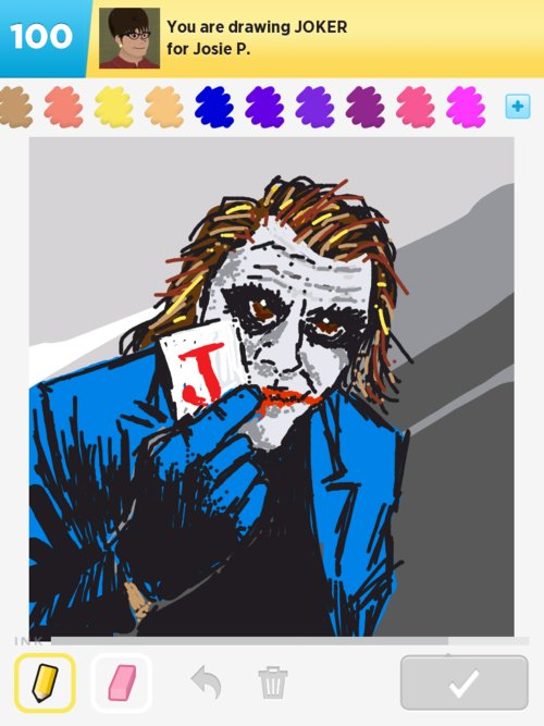 Qikdraw-joker