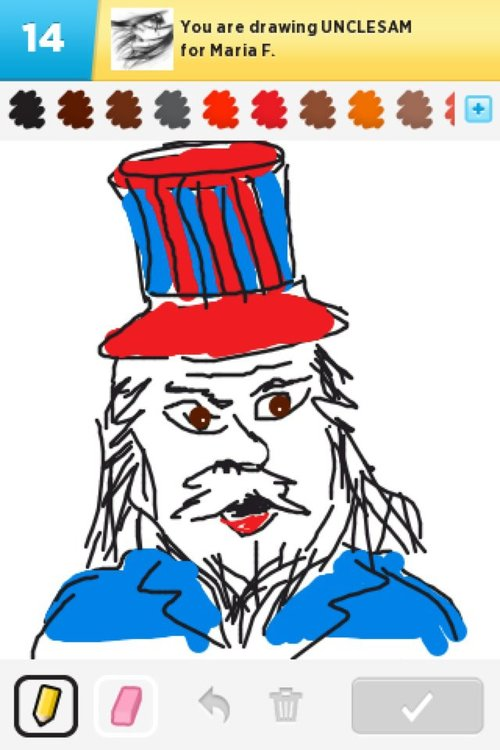 Uncle Sam Drawing Unclesam drawingsUncle Sam Drawing Tutorial