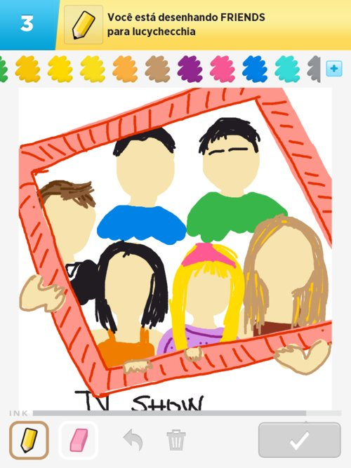 Friends Drawings The Best Draw Something Drawings And Draw