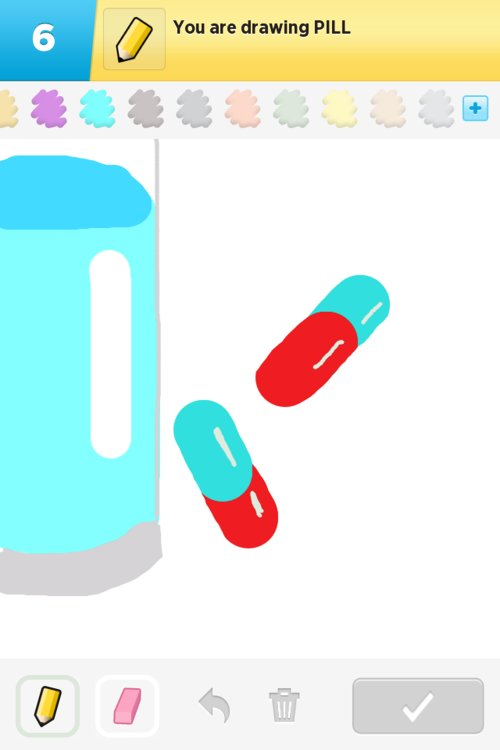 Pill drawings how to draw pill in draw something the for How to draw a pill