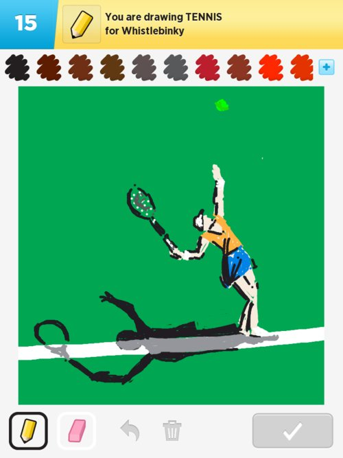 Qikdraw-tennis