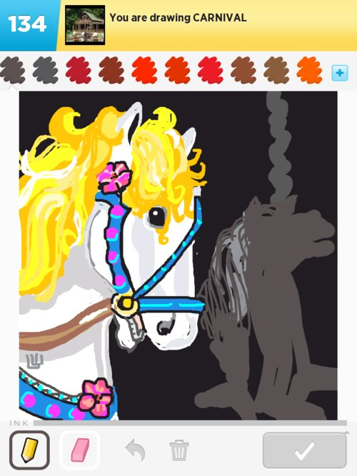 Carnival Drawings - How to Draw Carnival in Draw Something - The ...