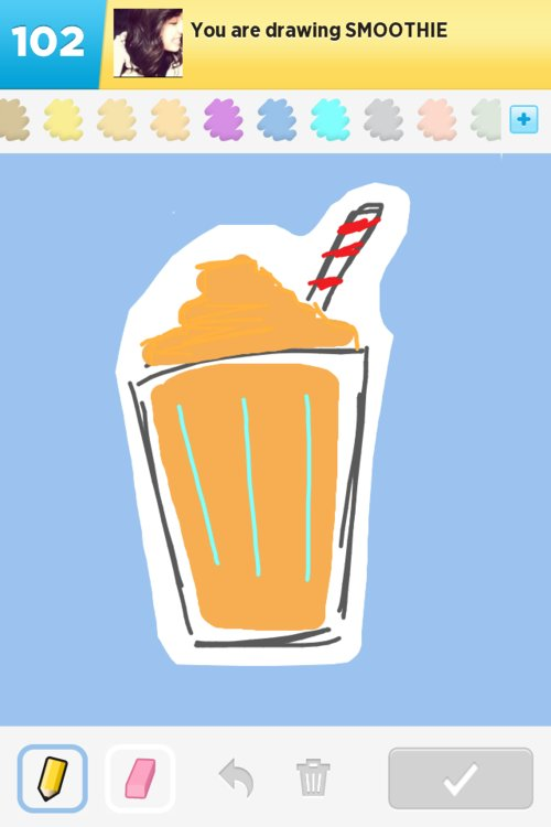 Smoothie Drawings - Ho...