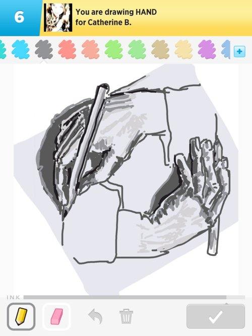 Hand drawings how to draw hand in draw something the for How to draw something cool on your hand