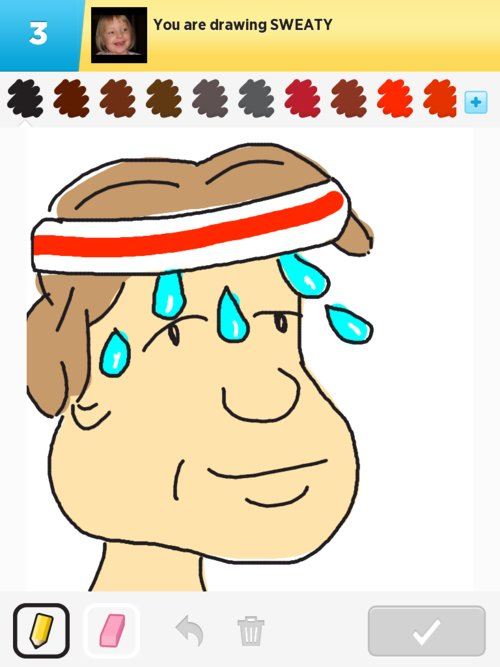 Sweaty Drawings The Best Draw Something Drawings And Draw