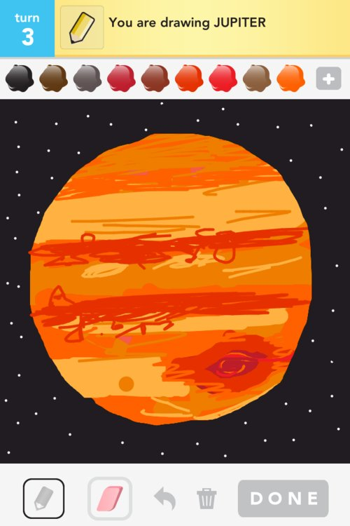 jupiter planet drawing words - photo #42