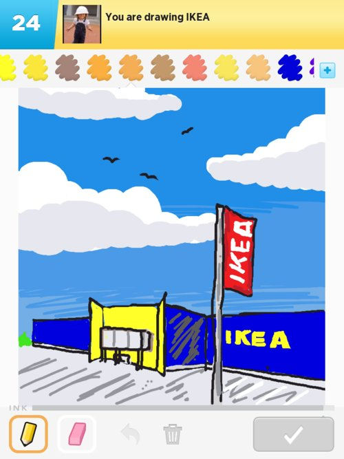 D Line Drawings Ikea : Ikea drawings how to draw in something the