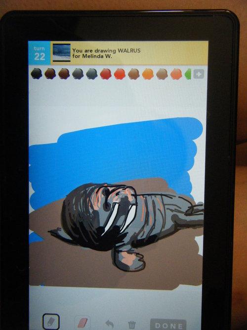 Drawsomething_walrus