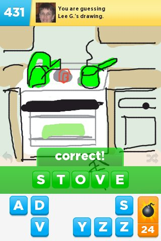 how to draw a stove