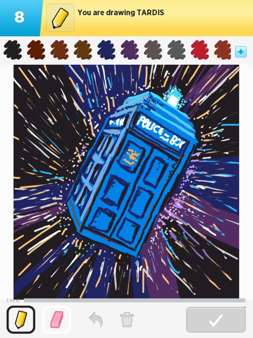 Tardis DrawingsHow To Draw The Tardis Easy