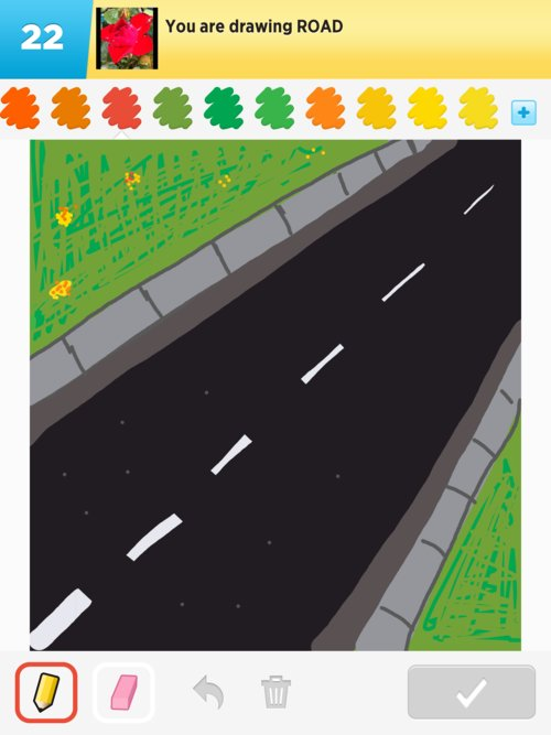 Road Drawings - The Best Draw Something Drawings and Draw Something ...