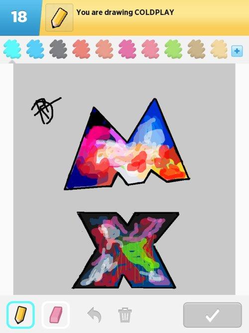 Coldplay Drawings - Ho...