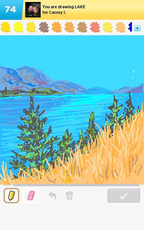 A_lake