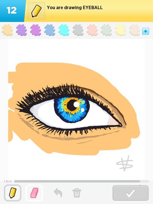 Eyeball Drawings The Best Draw Something Drawings And Draw