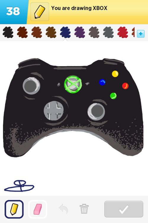 D Line Drawings Xbox One : Xbox drawings how to draw in something the