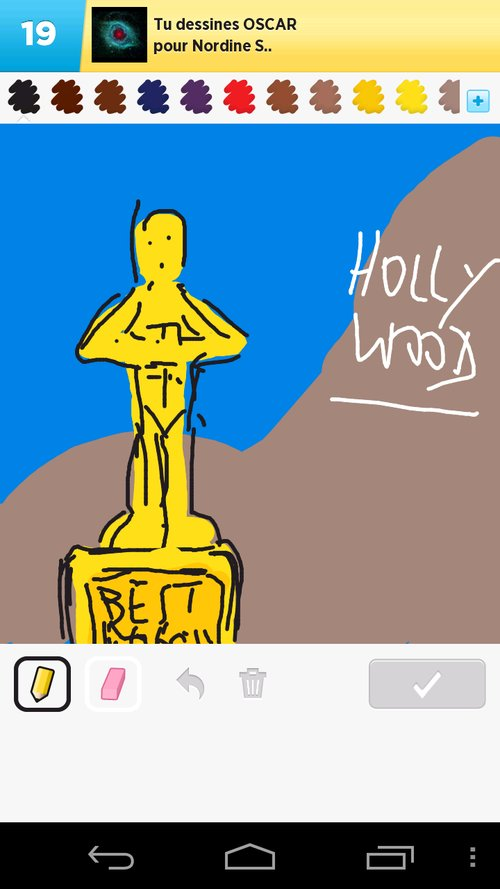 Oscar Drawings The Best Draw Something Drawings And Draw Something