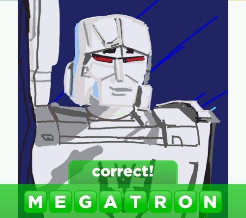 Megatron-1931239969