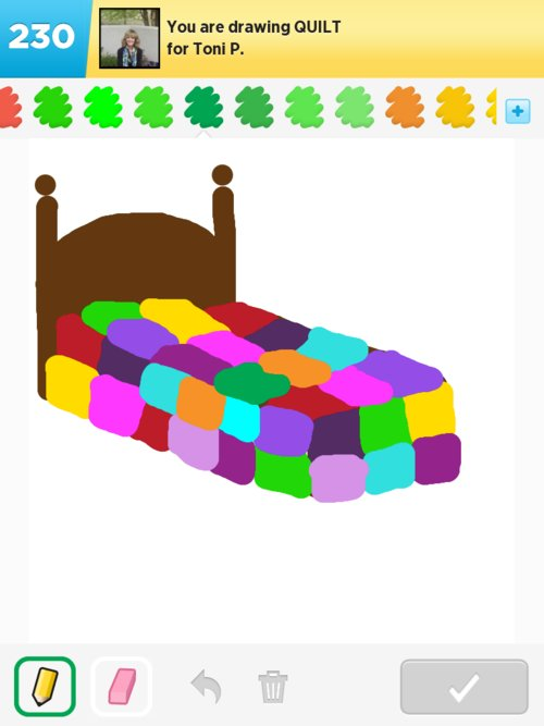 Quilt Drawings - How to Draw Quilt in Draw Something - The Best ... : quilt drawing - Adamdwight.com