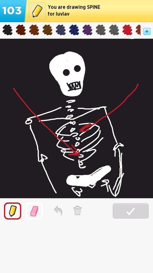 Draw_spine