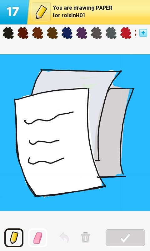 Paper Drawings - The Best Draw Something Drawings and Draw ...