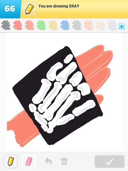 Xray Drawings How To Draw Xray In Draw Something The Best Draw