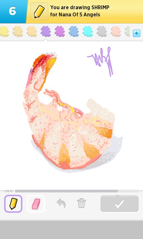 how to draw anything shrimp
